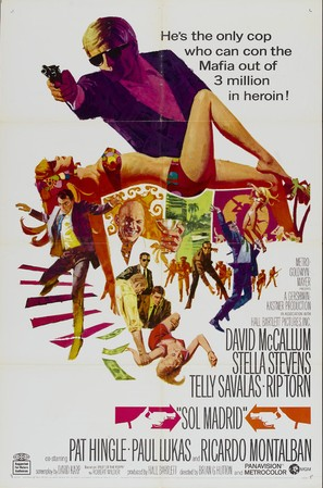 Sol Madrid - Movie Poster (thumbnail)