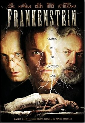 """Frankenstein"" - DVD movie cover (thumbnail)"