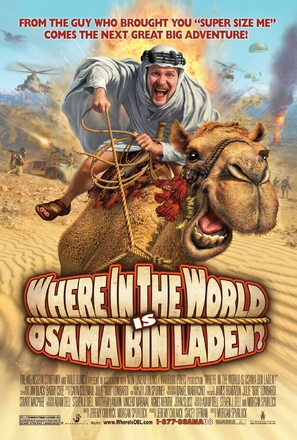 Where in the World Is Osama Bin Laden? - Movie Poster (thumbnail)