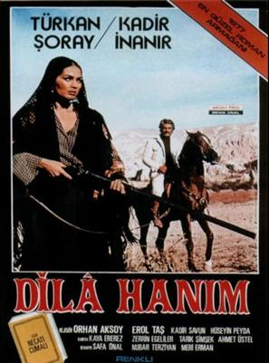 Dila hanim - Turkish Movie Poster (thumbnail)