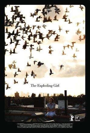 The Exploding Girl - Movie Poster (thumbnail)