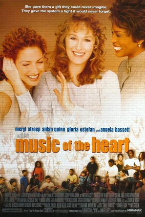 Music of the Heart - Movie Poster (thumbnail)