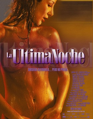 Última noche, La - Mexican poster (thumbnail)
