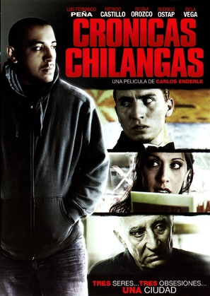 Crónicas chilangas - Movie Cover (thumbnail)