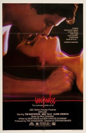 Impulse - Movie Poster (thumbnail)