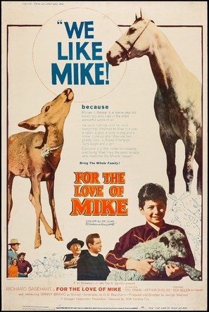 For the Love of Mike - Movie Poster (thumbnail)