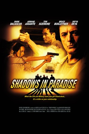 Shadows in Paradise - Movie Poster (thumbnail)