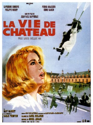 La vie de château - French Movie Poster (thumbnail)