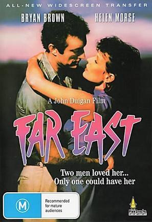 Far East - Australian DVD movie cover (thumbnail)