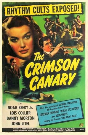 The Crimson Canary - Movie Poster (thumbnail)