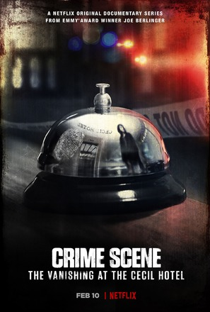 """""""Crime Scene: The Vanishing at the Cecil Hotel"""""""