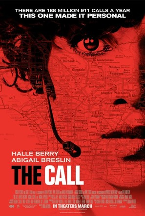 The Call - Movie Poster (thumbnail)