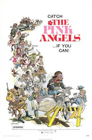 The Pink Angels - Movie Poster (thumbnail)