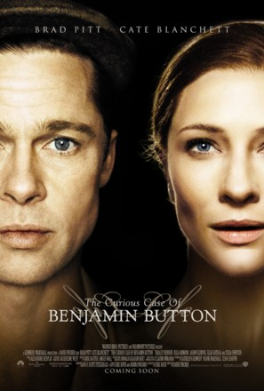 The Curious Case of Benjamin Button - Movie Poster (thumbnail)