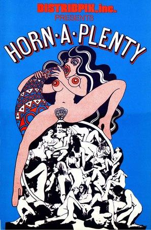 Horn-a-Plenty - Movie Poster (thumbnail)