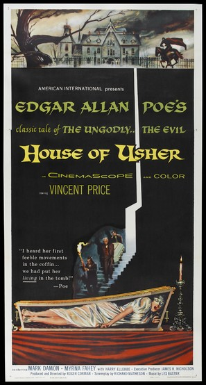 House of Usher - Movie Poster (thumbnail)