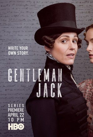 """Gentleman Jack"" - Movie Poster (thumbnail)"