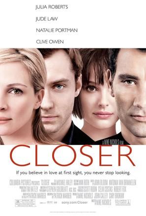 Closer - Movie Poster (thumbnail)