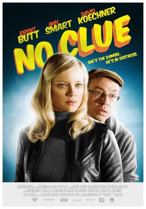 No Clue - Canadian Movie Poster (thumbnail)