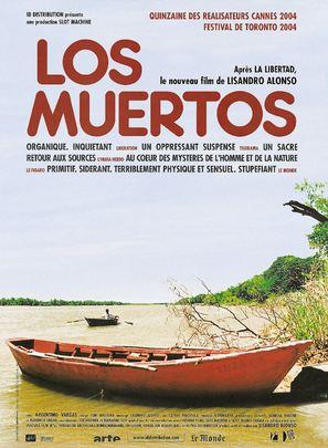 Muertos, Los - French poster (thumbnail)