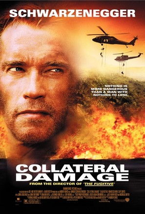 Collateral Damage - Movie Poster (thumbnail)