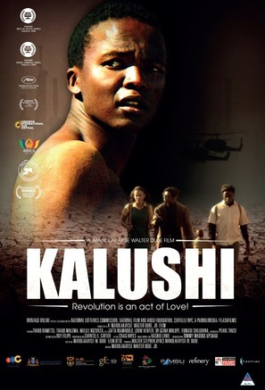 Kalushi: The Story of Solomon Mahlangu - South African Movie Poster (thumbnail)