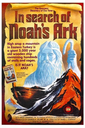 In Search of Noah's Ark - Movie Poster (thumbnail)