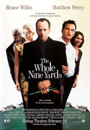 The Whole Nine Yards - Movie Poster (thumbnail)