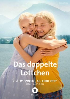 Das doppelte Lottchen - German Movie Poster (thumbnail)