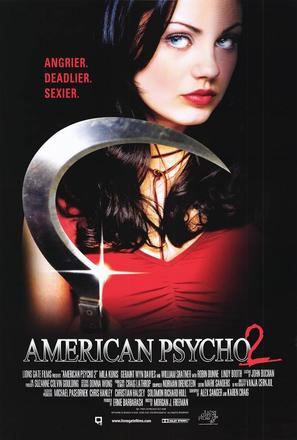 American Psycho II: All American Girl - Movie Poster (thumbnail)