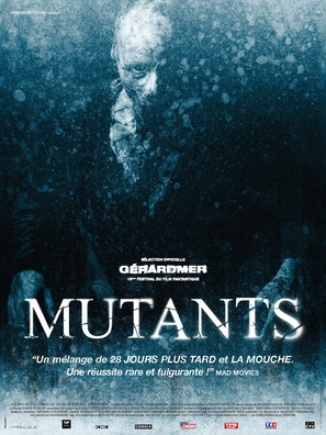 Mutants - French Movie Poster (thumbnail)