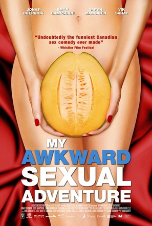 My Awkward Sexual Adventure - Canadian Movie Poster (thumbnail)