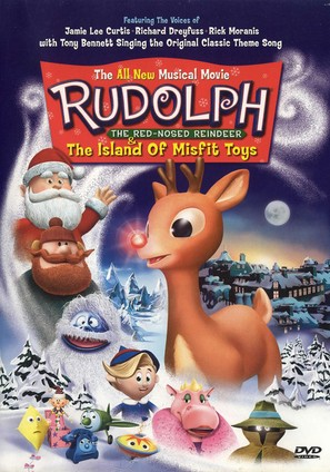Rudolph the Red-Nosed Reindeer & the Island of Misfit Toys - poster (thumbnail)