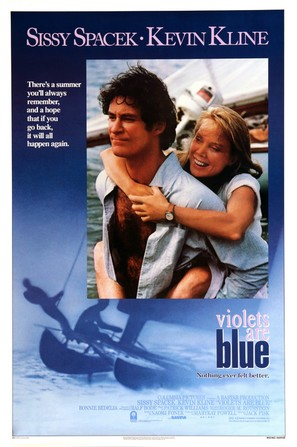 Violets Are Blue... - Movie Poster (thumbnail)
