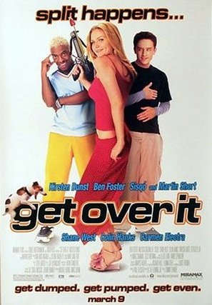 Get Over It - Movie Poster (thumbnail)