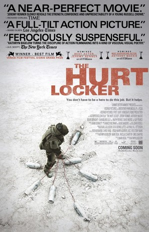 The Hurt Locker - Movie Poster (thumbnail)
