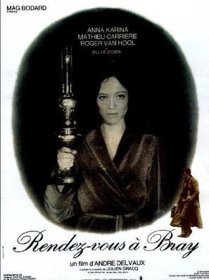 Rendez-vous à Bray - French Movie Poster (thumbnail)
