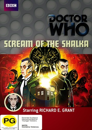 """Doctor Who: Scream of the Shalka"""