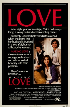 Making Love - Movie Poster (thumbnail)