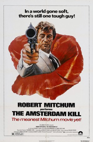 The Amsterdam Kill - Movie Poster (thumbnail)