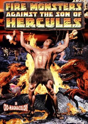 Maciste contro i mostri - Movie Cover (thumbnail)
