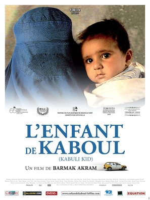 Kabuli kid - French Movie Poster (thumbnail)
