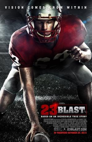 23 Blast - Movie Poster (thumbnail)