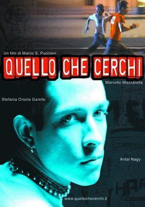Quello che cerchi - Italian Movie Poster (thumbnail)