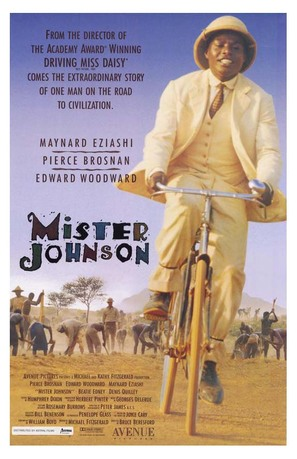 Mister Johnson - Movie Poster (thumbnail)