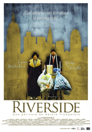 Riverside - Colombian Movie Poster (thumbnail)