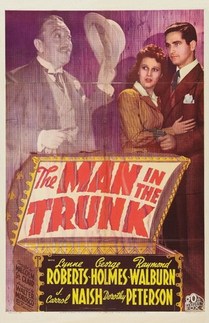 The Man in the Trunk - Movie Poster (thumbnail)