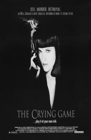 The Crying Game - Movie Poster (thumbnail)