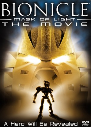Bionicle: Mask of Light - Movie Cover (thumbnail)