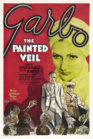 The Painted Veil - Movie Poster (thumbnail)